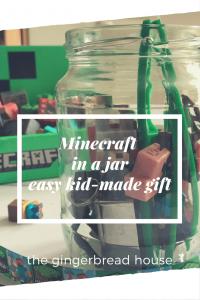 Minecraft gift