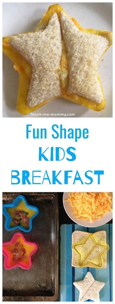 Shape breakfast