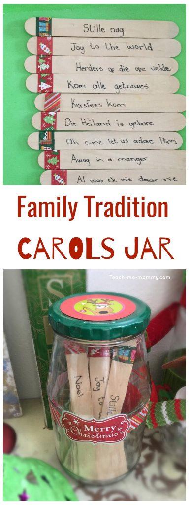 Carols jar
