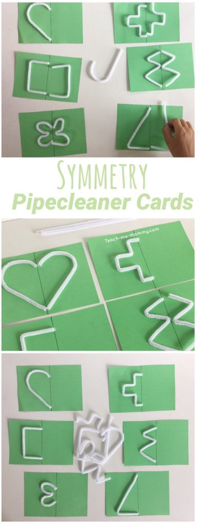 Symmetry cards