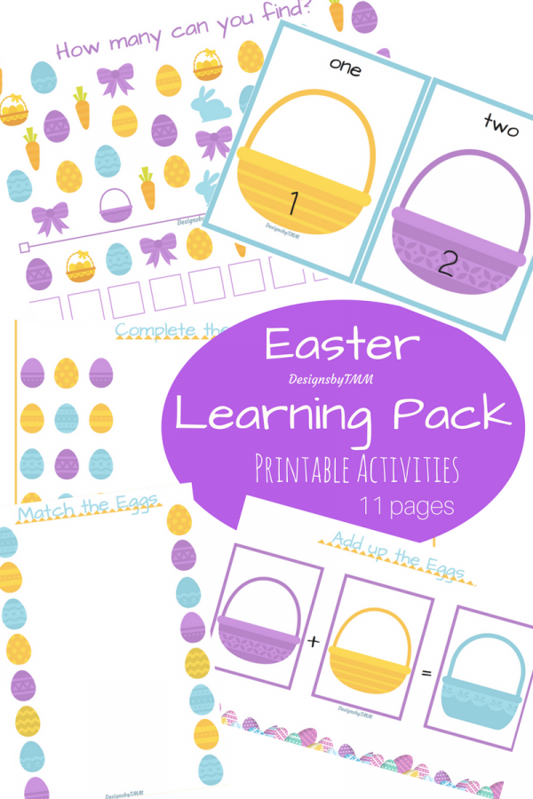 graphic relating to Printable Easter Activities identify Easter Functions Printable Pack - Prepare Me Mommy
