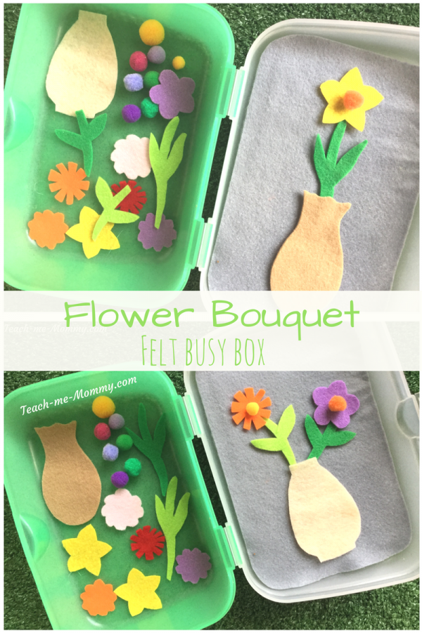 flower bouquet pin