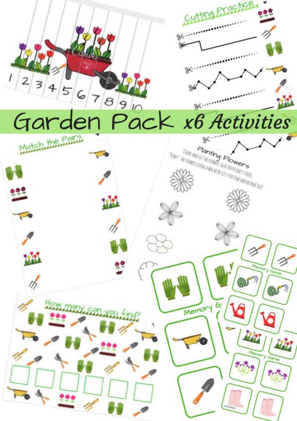 Garden Pack