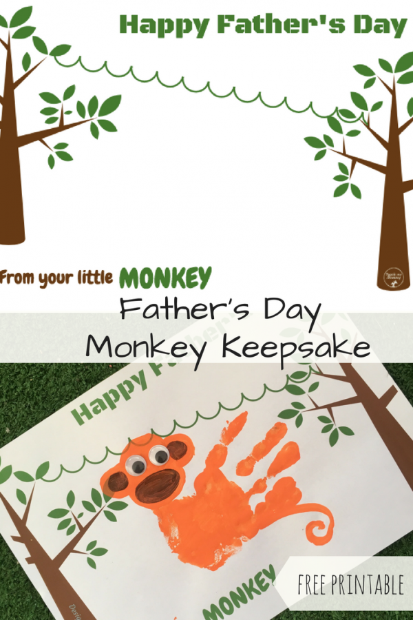 Monkey Keepsake