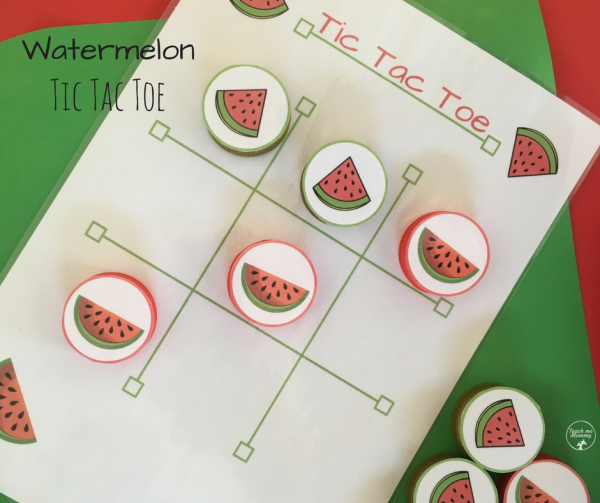 Watermelon game