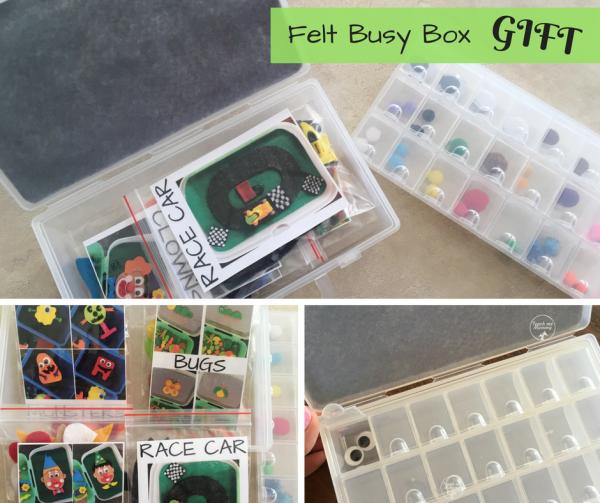 Busy Box Gift fb