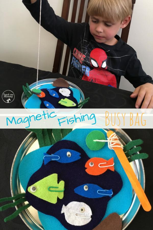 Fishing Busy Bag
