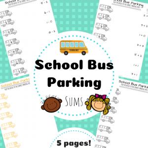 School Bus TpT