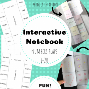 Interactive numbers TpT