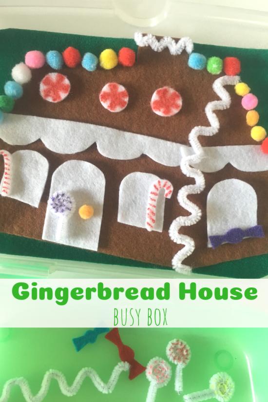 Ginger house box pin