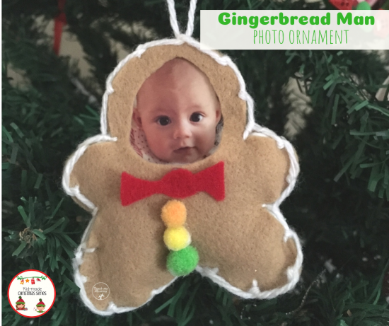 Gingerbread man fb
