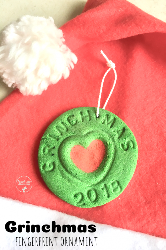 Grinchmas pin